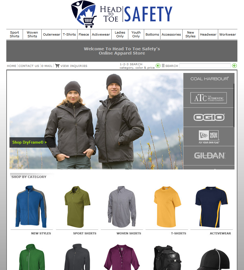 Head To Toe Safety Sanmar Store